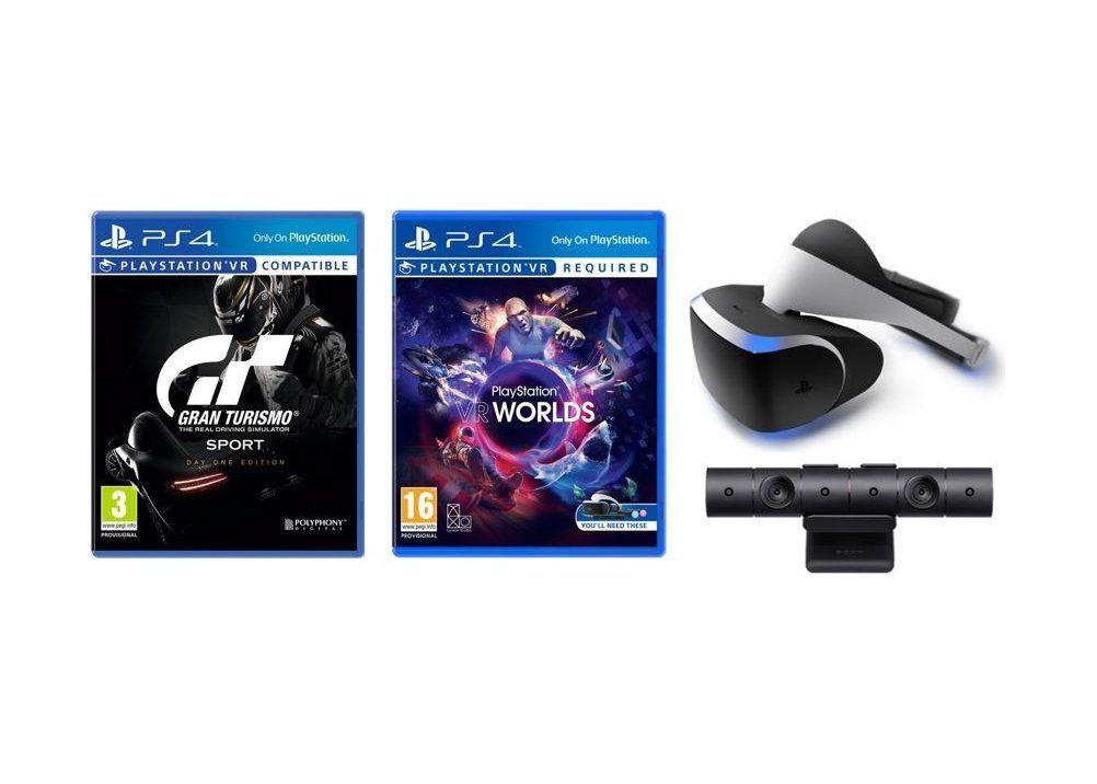 Окуляри BP Sony PlayStation VR (Camera+GT Sport+VR Worlds) у Львові ... 3f38c7ee567e8