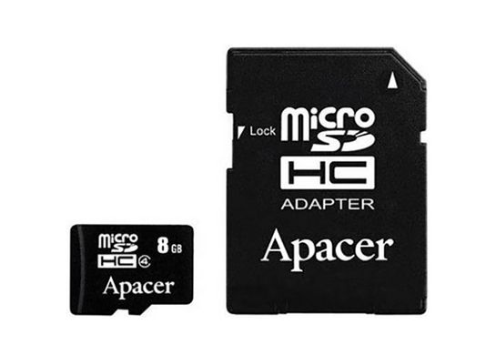 micro SD 8Gb Apacer