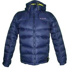 1798792-464 S Куртка пухова чоловіча Quantum Voyage™ II Hooded Jacket синій  ... 6b71e8a9eac38