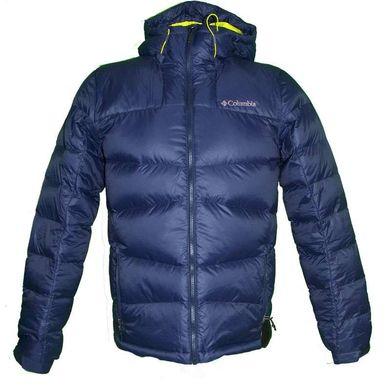 1798792-464 S Куртка пуховая мужская Quantum Voyage™ II Hooded Jacket синий  ... 0113d31b3494f