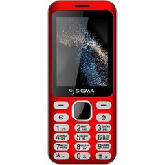 SIGMA mobile X-Style 33 Steel Red