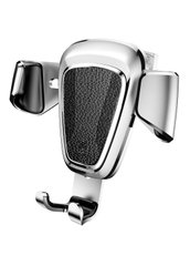 Baseus Gravity Car Mount Silver