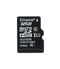 micro SD 32Gb Kingston Hi Speed