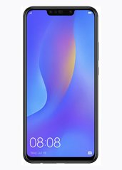Huawei P smart+ 4/64GB Black