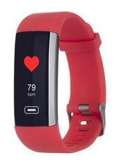 Ergo Fit Band HR BP F010 Red