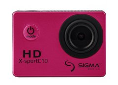 Sigma mobile X-sport C10 Aqua BOX KIT pink