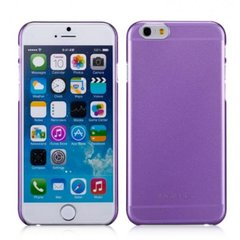 iPhone 6 Momax Ultra Thin Clear Breeze (CUAPIP6U)Purple