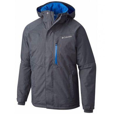 1562151-055 S Куртка чоловіча гірськолижна Alpine Action™ Jacket Men s Ski  Jacket сірий ... 3cc2aa35125cc