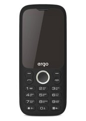 Ergo F242 Turbo Dual Sim Black