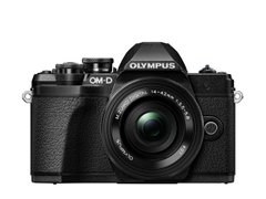 Olympus OM-D E-M10 Mark III kit (14-42mm) black