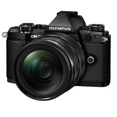 Olympus E-M5 mark II 12-40 PRO Kit + HLD-8 + BLN-1 black/black