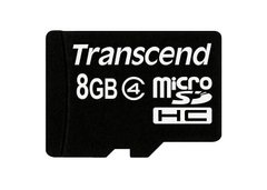 micro SD 8Gb Transcend