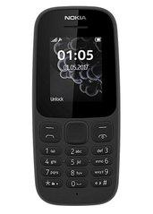 Nokia 105 Dual Sim New Black (A00028315) 83d8f7a12a3aa