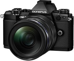 Olympus OM-D E-M5 Mark II kit (12-40mm) Black