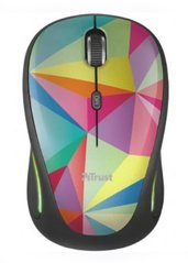 Trust Yvi FX wireless mouse geometrics (22337)