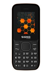 SIGMA mobile X-Style 17 UPDATE Black Orange