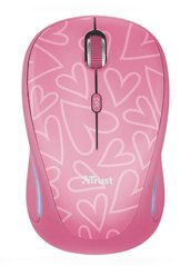 Trust Yvi FX Wireless Pink (22336)