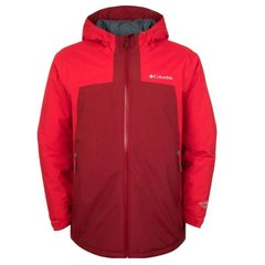 1844471-696 S Куртка чоловіча Sprague Mountain™ Insulated Rain Jacket  червоний ... 9ec00a611478f