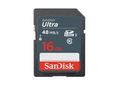 SD 16Gb SanDisk Ultra