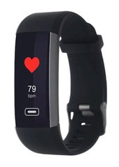 Ergo Fit Band HR BP F010 Black